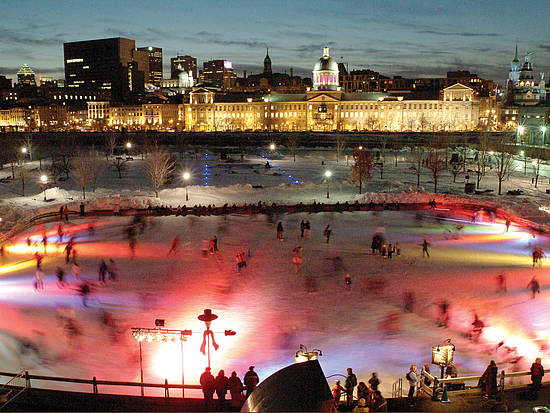 Winter Things To Do Montreal